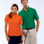 UltraClub® Ladies' Cool & Dry Elite Performance Polo