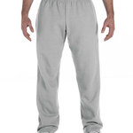 Adult Heavy Blend™  8 oz., 50/50 Open-Bottom Sweatpants