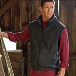 UltraClub Adult UltraClub® Iceberg Fleece Full-Zip Vest