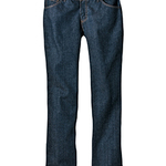 13 oz. Women's Denim Five-Pocket Jean
