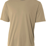 A4 Short-Sleeve Cooling Performance Crew Neck T-Shirt