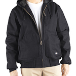 10 oz. Rigid Duck Hooded Jacket