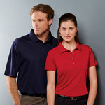 Ladies' JERZEES® SPORT Micro Mesh Polo