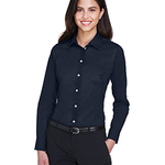 Ladies' Crown Collection™ Solid Stretch Twill