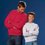 Adult ComfortBlend® EcoSmart® Crew Neck Fleece