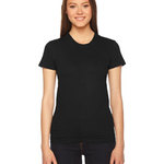 American Apparel Ladies' Fine Jersey Short-Sleeve T-Shirt
