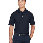AF_Louisville Men's DRYTEC20™ Performance Pocket Polo