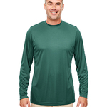 Men's Cool & Dry Performance Long-Sleeve T-Shirt