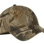 Pro Camouflage Series Garment Washed Cap
