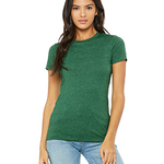 Bella 6004 - Ladies'  4.2 oz. The Favorite T-Shirt