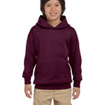 Cottontails Youth 7.8 oz. ComfortBlend® EcoSmart® 50/50 Pullover Hood