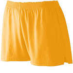 Ladies' Trim Fit Jersery Short