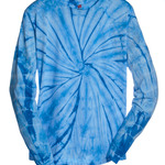 Tie-Dye Adult Tie-Dyed Long-Sleeve Tee