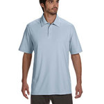 Cottontails Men's Performance Three-Button Polo
