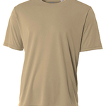 Youth Short-Sleeve Cooling Performance Crew