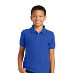 Youth Core Classic Pique Polo