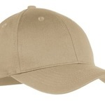 Youth Six Panel Twill Cap
