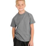 Hanes Youth Tagless ® 100% Cotton T Shirt