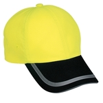 Enhanced Visibility Cap