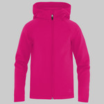 PTech Fleece Girls' Hooded Jacket