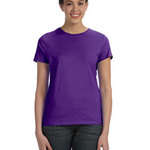 Ladies' 4.5 oz., 100% Ringspun Cotton nano-T® T-Shirt